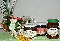 Sanddorn-Fruchtaufstriche/ Sanddorn-Marmelade